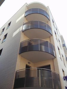 Photo for Nice apartment in Lloret de Mar of 6 Pers 2 bedrooms with balcony.