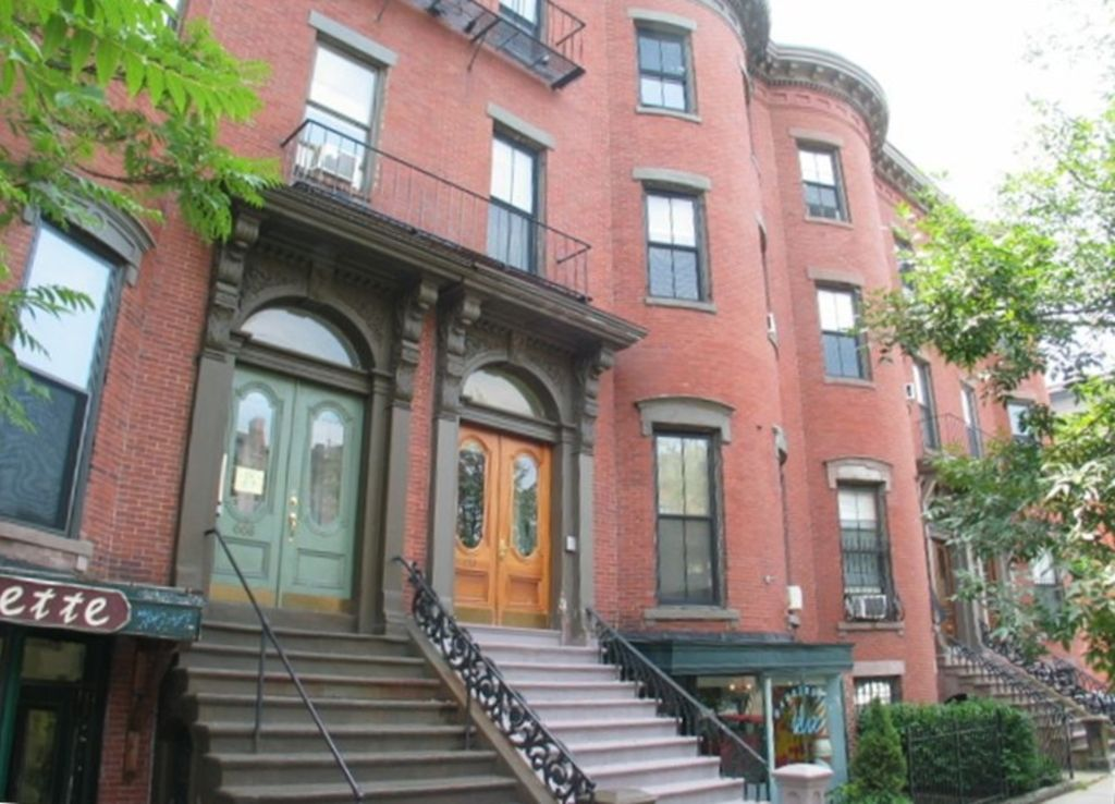 Best Location On Tremont St In Boston S South End By