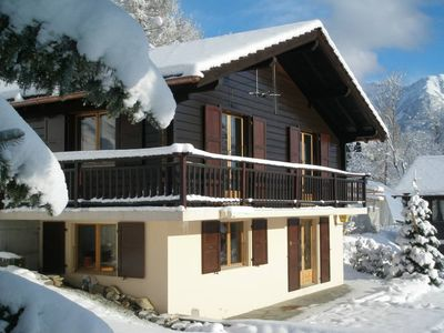 Photo for Salvan: Chalet - Salvan