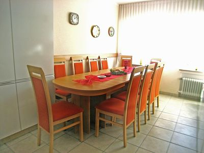 Photo for House in the center of Kottenborn with Parking, Internet, Washing machine, Garden (85821)