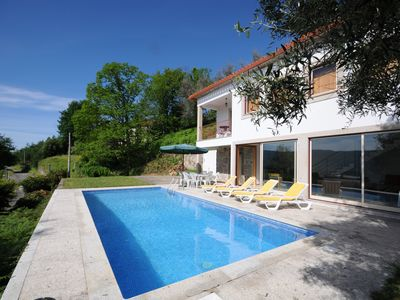 Photo for Villa 245 - Charming holiday villa with great views and private pool.