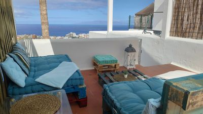 Photo for 1 BDR APT WITH SEA VIEW & PRIVATE TERRACE