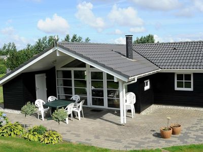 Photo for Modern Holiday Home in Hemmet with Whirlpool