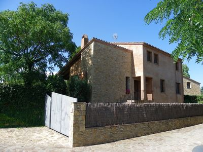 Photo for House with garden and terrace, ideal for relaxing, near the Costa Brava