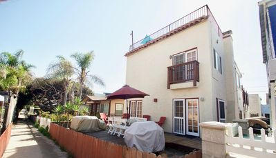 Photo for #09 Big Mission Beach Ocean View 5 BR House w/ Spa and 3 Decks