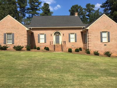 Photo for Beautiful home 3 miles from UGA and Downtown Athens