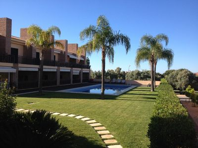 Photo for 2 Bedrooms, 2 Bathrooms (Sleeps 6). Direct Access Pool and Terrace