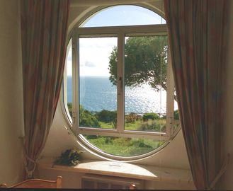 Unobstructed SEA VIEW 300 METERS FROM THE BEACH THOUGHT BREED TRAUMHAFTE U. PEACEFUL HOLIDAY