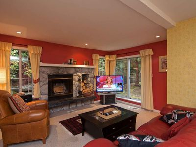 Photo for Professionally managed/cleaned by iTrip Whistler;  Charming SKI IN/SKI OUT townhome. Covered parking