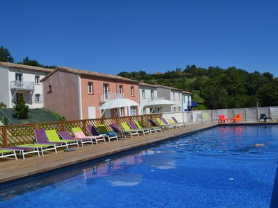 Photo for Vacation home L'oustal del Carlat  in Carla Bayle, Hérault - Aude - 4 persons, 2 bedrooms