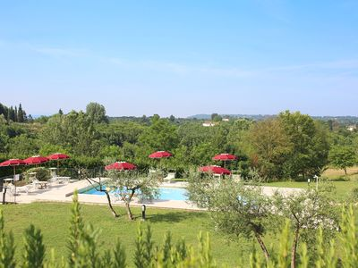 Photo for Aparment Perfect for Families In Holiday Home With Pool, Park, Wi-Fi & Hammocks!