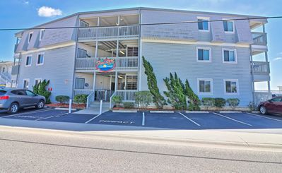 Photo for Newly renovated - North Myrtle Beach Ground Floor condo on Ocean Boulevard