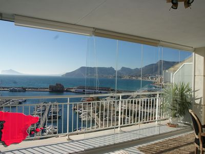 Photo for Luxury apartment with panoramic ocean view