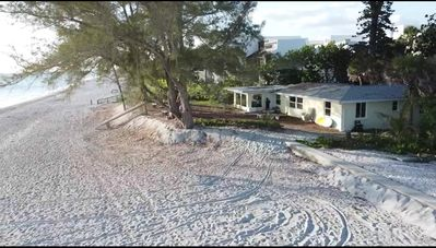 Private Home Directly On the  beach!  3 Bed 2 Bath Nature Paradise