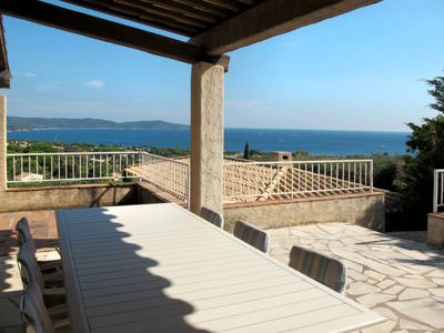 Photo for 4 bedroom Villa, sleeps 8 in Cavalaire-sur-Mer with Pool and WiFi