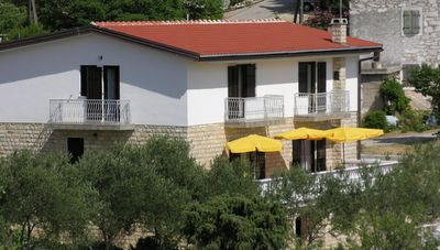 Photo for Apartment in Drage (Biograd), capacity 4+2