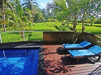 Photo for One Bedroom Ricefields View Villa Ubud #2