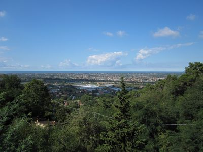 Photo for VILLA IN VERSILIA POSITIONED IN GREEN APUAN WITH VIEWS