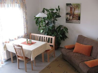 Photo for inviting, modern apartment for 2 - 4 people in Rothenburg / Tauber