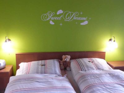 Photo for Double Room 4 - Bauernhof Moadl