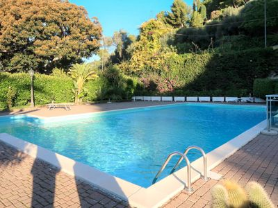 Photo for Apartment Residenz Il Belvedere (BDG124) in Bordighera - 8 persons, 2 bedrooms