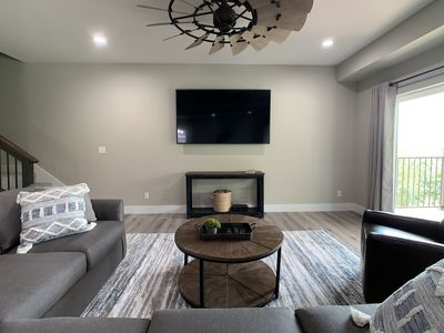 Photo for 14 Master Suites with Private Hot Tub/ Outdoor & Indoor Community Pool