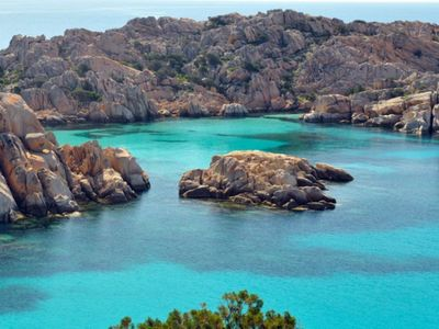 Photo for Holiday house in Costa Paradiso, sea view ID 357