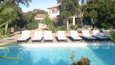 Photo for 4BR House Vacation Rental in Zonza, Corse