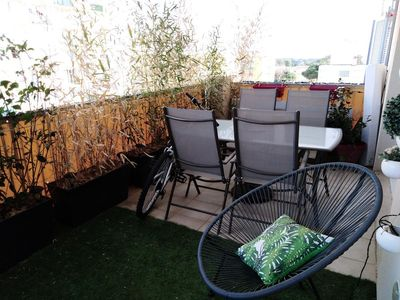 Photo for Apartment 5 minutes from the beaches in Hyères - 2 Room Apartment 4 people