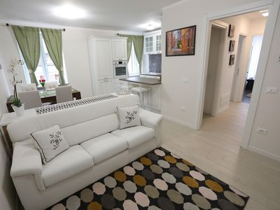 Photo for Casa Magenta 2 apartment in Verona with WiFi & integrated air conditioning.