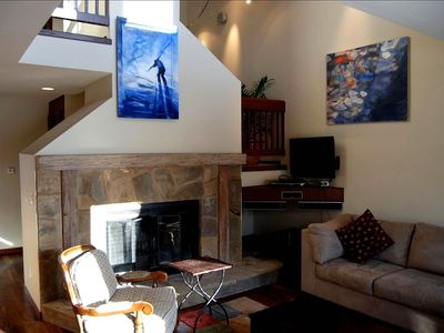 Photo for Vail Townhome ~ Beautiful, Convenient