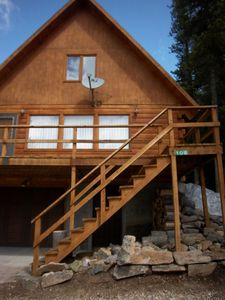 Photo for The Bear's Den - A Large 3 Bedroom House With Great Mountain Views!