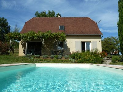 Photo for 3BR House Vacation Rental in Loubressac, Occitanie