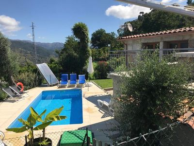 Photo for Holiday house Vieira do Minho for 4 persons with 2 bedrooms - Farmhouse