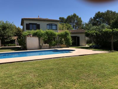 Photo for Secluded Villa With Private Salt Water Pool.  2018 Rates.