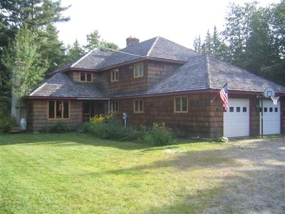 Photo for Six Bedroom Mountain Estate with Internet Access