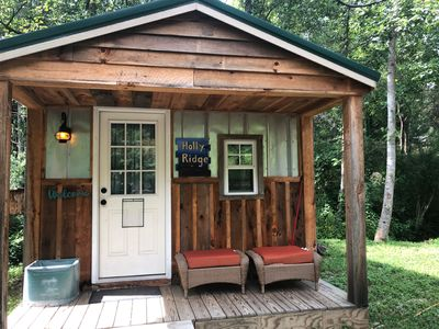 Photo for 1BR Cabin Vacation Rental in Asheville, North Carolina