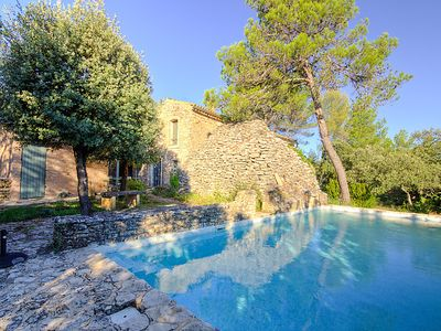 Photo for Vacation home Le Bon Puits  in Ménerbes, Luberon - 6 persons, 3 bedrooms