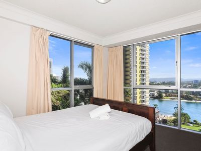 Photo for Chevron Renaissance Resort Surfers Paradise 2 Bedrooms Holiday Apartment