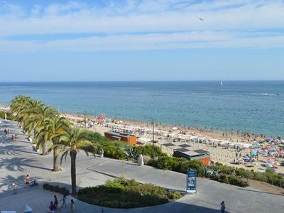 Photo for T1 in 1st Beach Line, 10mt from the beach! WI-FI and parking place.
