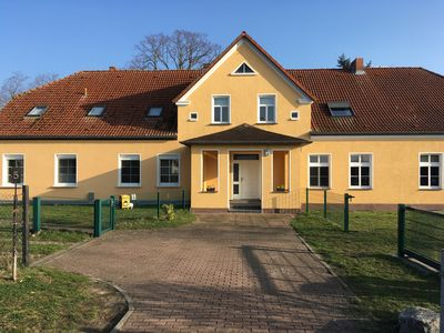 Photo for Dream holiday flat with Elbblick in the manor Polte
