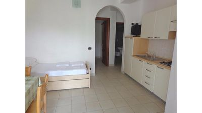 Photo for Apartment for 2 people 700 meters from the sea, in residence with swimming pool