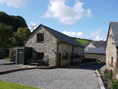 Photo for Beautiful converted 500 year old Devon Long Barn with stunning Views