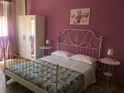 Photo for B & B in city center Palermo, rooms with terrace, air conditioned, breakfast & Wi-Fi