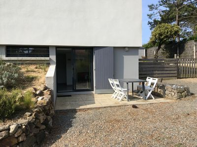 Photo for Beautiful 40m2 apartment for 4 people in la Pironnière
