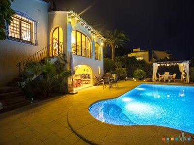 Photo for CHARMING VILLA FLORES FOR 8 PEOPLE WITH PRIVATE POOL