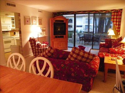 From Dining Room to Kitchen, Entertainment, Den and Back Deck