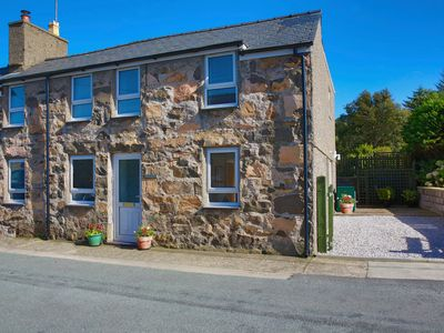 Photo for Well-Appointed Double Fronted Cottage, With WiFi near the Beach at Nefyn