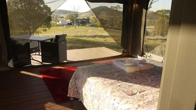 Photo for 1BR Farmhouse Vacation Rental in Luskintyre, NSW