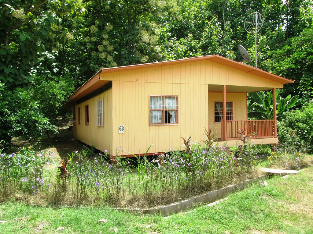 Large farm house near curu park and beaches private for Low cost farm house